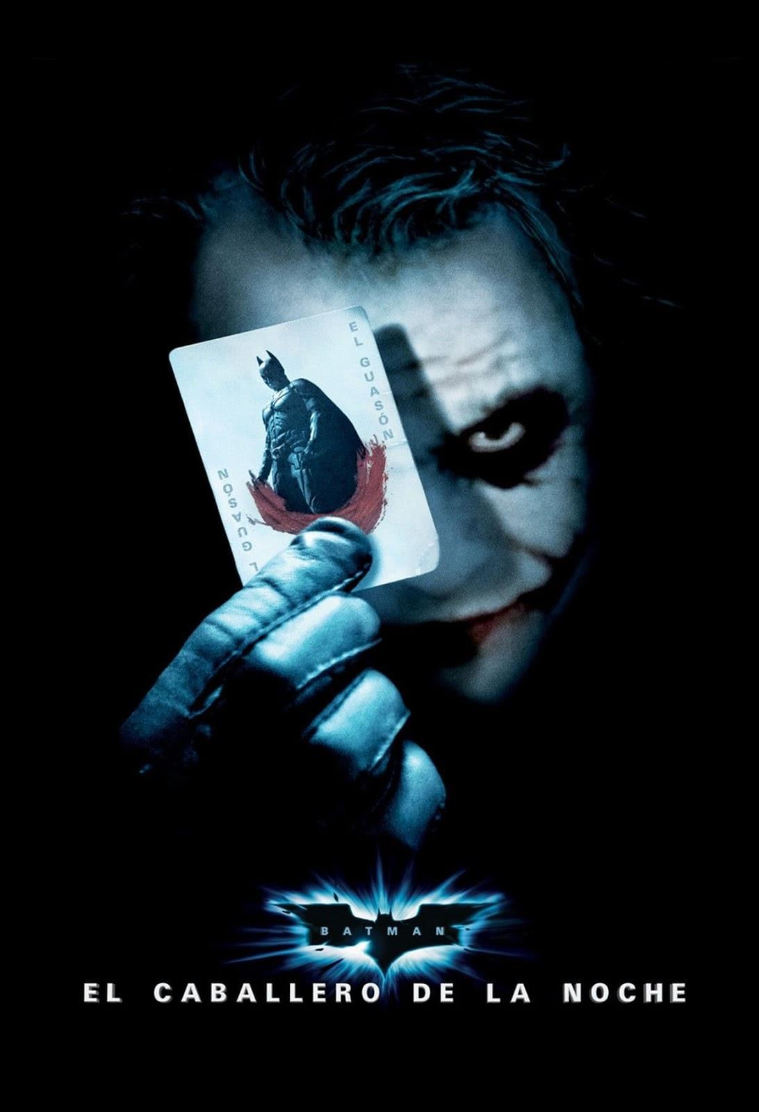 Batman: El caballero de la noche (2008) REMUX 1080p Latino