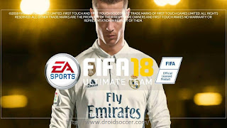 FTS MOD FIFA 18 ULTIMATE By Iqbal Android