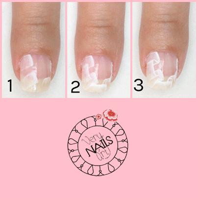 one-stroke-encaje-nail-art-paso-a-paso