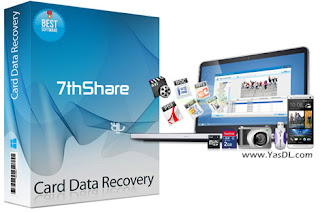 7thShare Card Data Recovery Portable