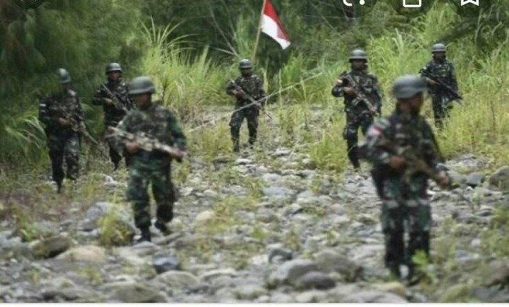 Lagi, Kelompok Separatis Bersenjata Serang Pos Koramil di Intan Jaya
