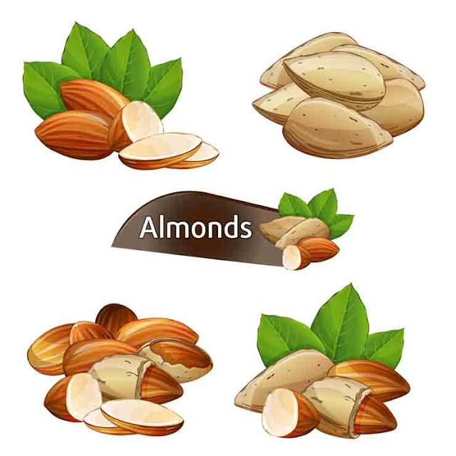 Almonds can help you lower