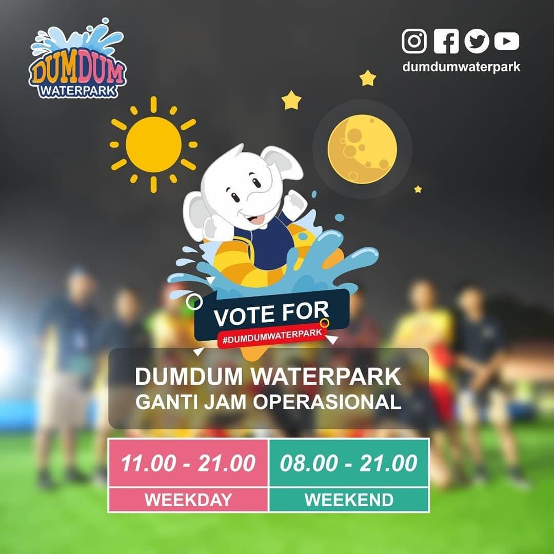 Jam Buka Dum Dum Waterpark