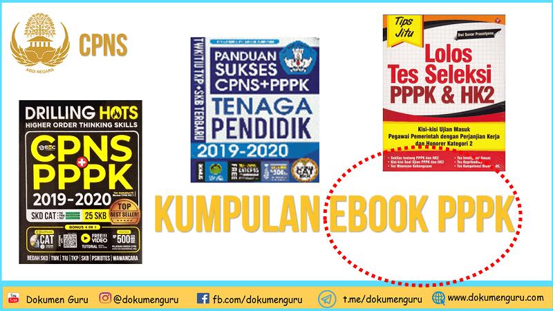 Download Ebook PPPK Terbaru PDF
