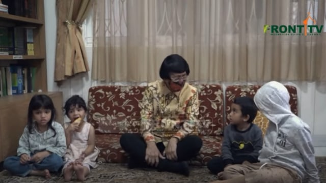 Ada 12 Anak-Bayi di Rombongan Sang Imam Saat Insiden Penembakan 6 Pemuda Syahid