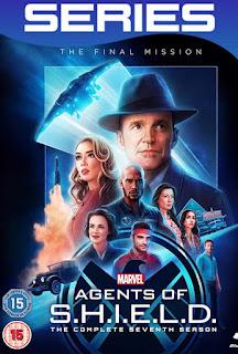 Agents Of S.H.I.E.L.D Temporada 7 completa HD 1080p Latino