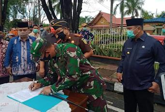 Sanksi Bagi yang Melanggar Protokol Kesehatan di Kabupaten Bungo