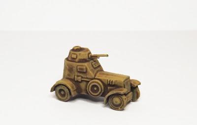 POL23   wz.34 Armoured car