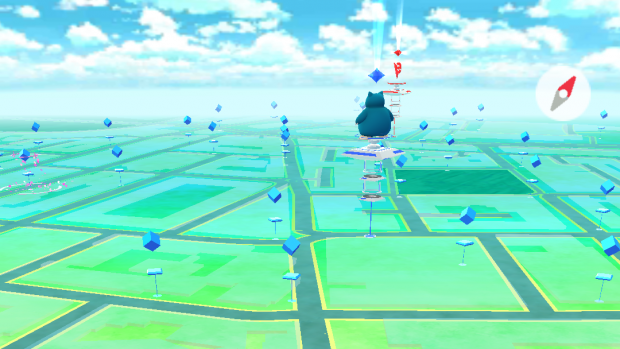 Pokémon GO vuelve a hacer cambios en el sistema de gimnasios