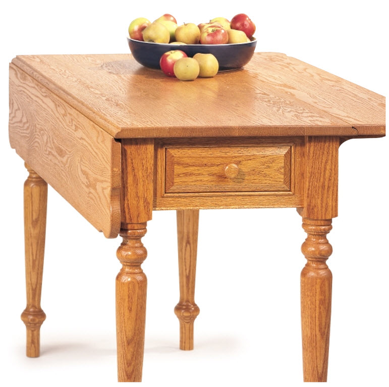 Leaf-Table-Plan-from-Teds-Woodworking