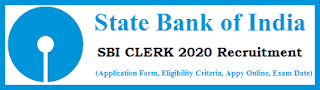 JOB IN SBI 2020