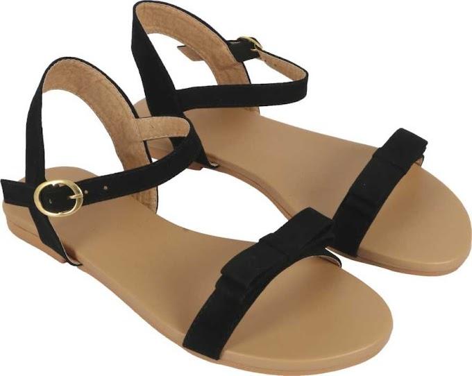 Rs269/- Women Black Flats