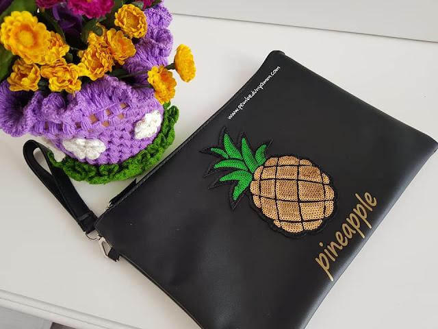 ananaslı clutch