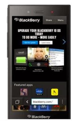 Harga Blackberry Z3 - BB Jakarta