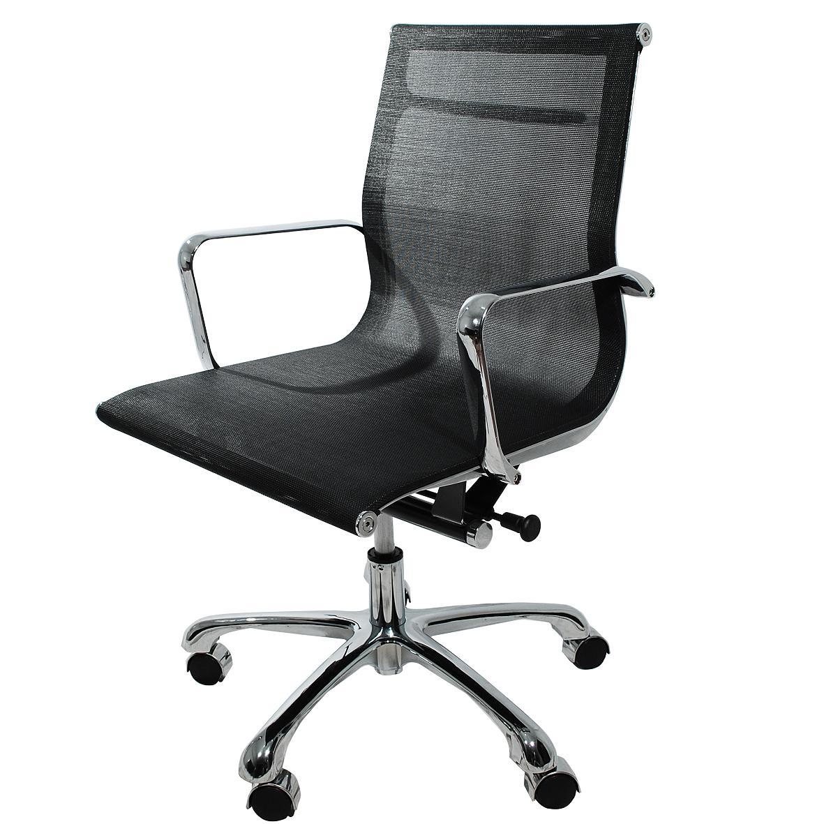 Decorando dormitorios sillas para oficinas comodas y for Sillas para oficina walmart
