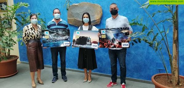 El Ayuntamiento de Tijarafe y CaixaBank impulsan una campaña de apoyo al comercio local