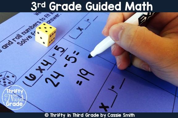 https://www.thriftyinthirdgrade.com/2016/07/guided-math-for-third-grade.html