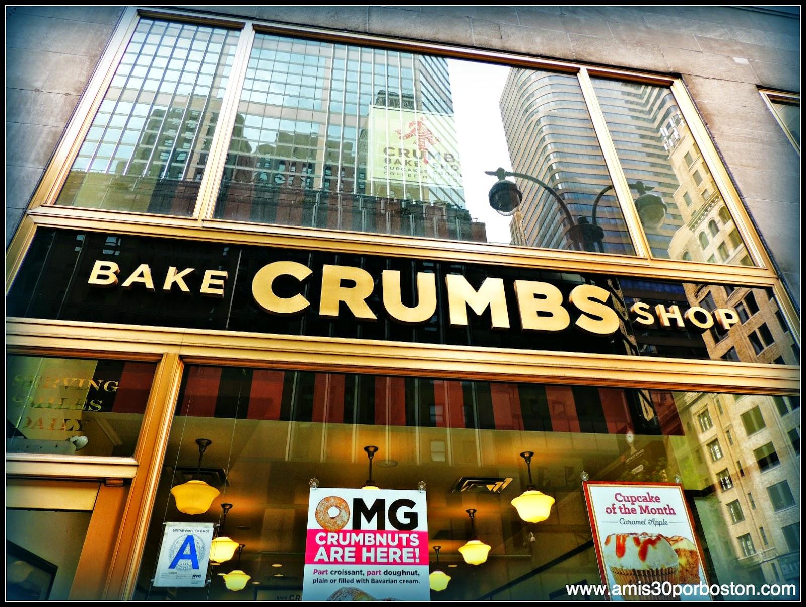 Segunda Vista a Nueva York: Crumbs