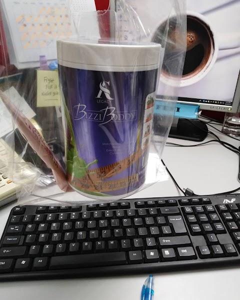 Review Minum Bizzi Boddy Satu Produk Dari AS Legacy