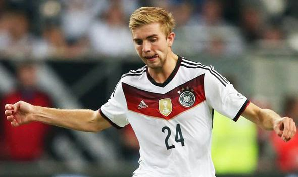 Christoph Kramer a £20m target of Arsenal