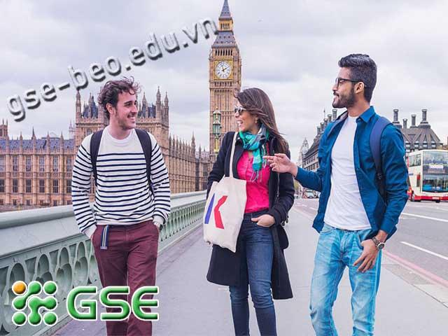 Cuộc sống của các du học sinh Anh Quốc