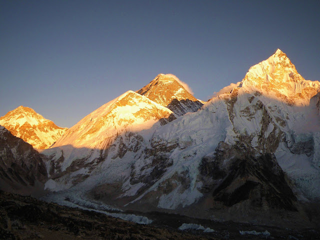 Mount Everest South Face Nepal