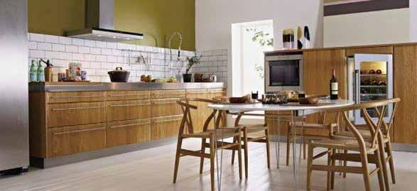Koleksi Desain Dapur Skandinavia Dari Marbodal | Info ...