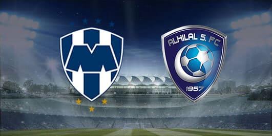 باراة الهلال ومونتيري بتاريخ 21-12-2019 كأس العالم للأندية