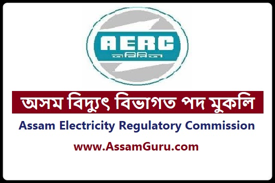 Assam Electricity Regulatory Commission (AERC) Job 2020
