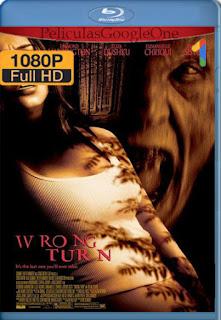 Camino Hacia el Terror (Wrong Turn) (2003) [1080p BRrip] [Latino-Inglés] [LaPipiotaHD]
