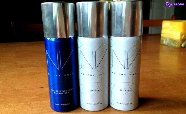 NV Jeunesse - Make-up w spray'u