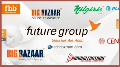 Amazon Issued Legal Letter To Future Group Due To Reliance Contract