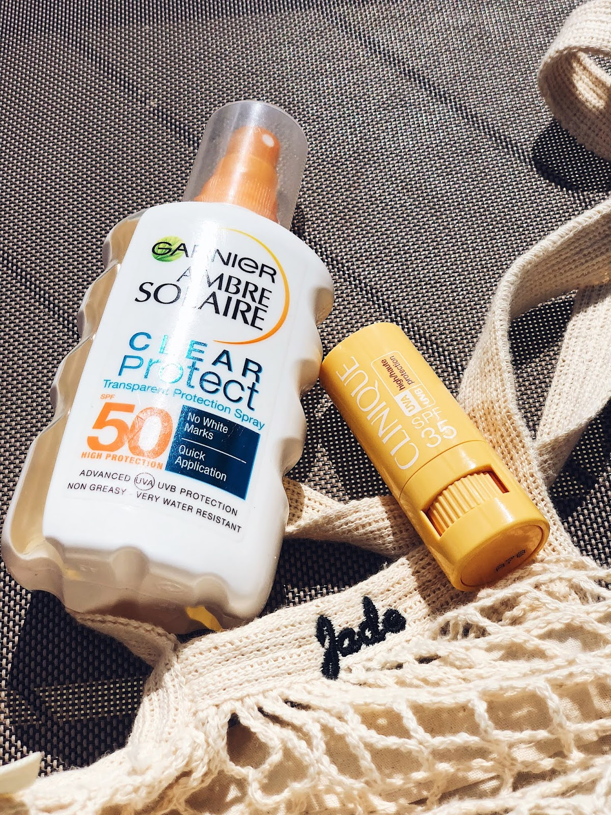 best garnier suncream, best factor 50 suncream, clinique spf, clinique suncream review, clinique spf stick review, dermalogica prisma protect review, dermalogica spf product review, favourite suncare, suncare review