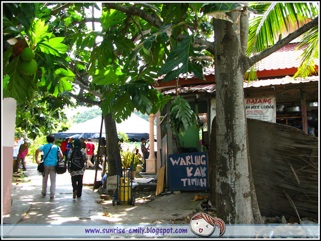 Playing Tourist in Pulau Aman, Penang