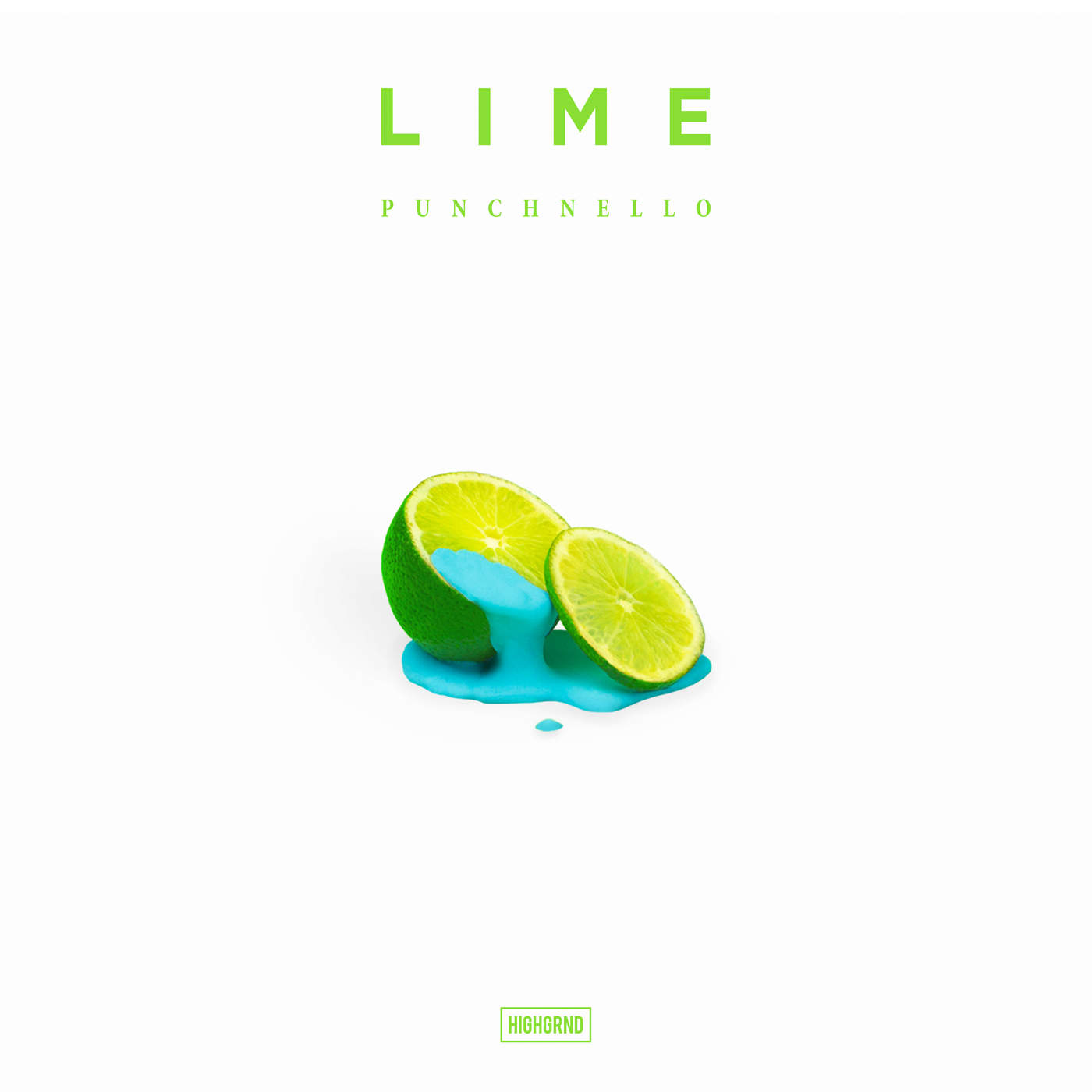 punchnello – LIME – Single