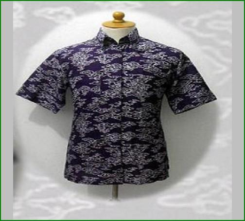 baju batik terbaru