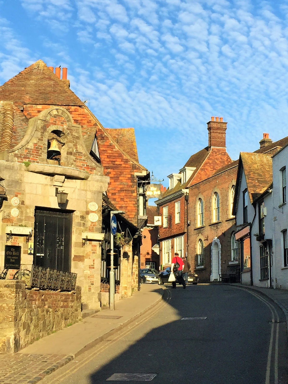 Rye, Sussex photo by Modern Bric a Brac
