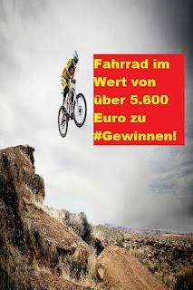 Fahrrad zu gewinnen