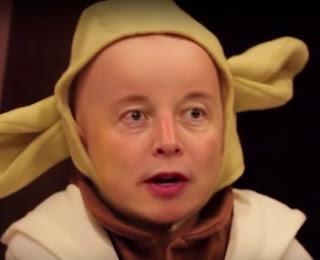 Elon Musks Gesicht auf Babys kopiert   Deepfake Galore einer alternativen Realität