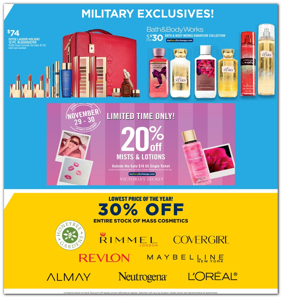 Navy Exchange Black Friday 2019 page 35