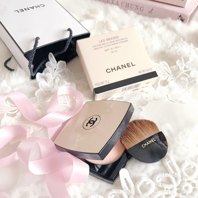 Love, Catherine | Chanel Les Beiges Healthy Glow Sheer Powder