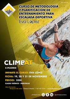 Próximo curso en Climbat X-Madrid