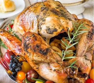 Recipe Super Juicy No Brine Roast Turkey