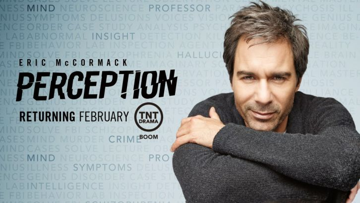 Image result for Perception tv series facebook cover