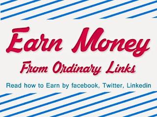 Earn money by sharing links on facebook - shorte.st best url shortener