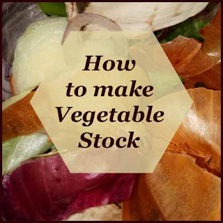 How to make easy, healthy vegetable stock for free!