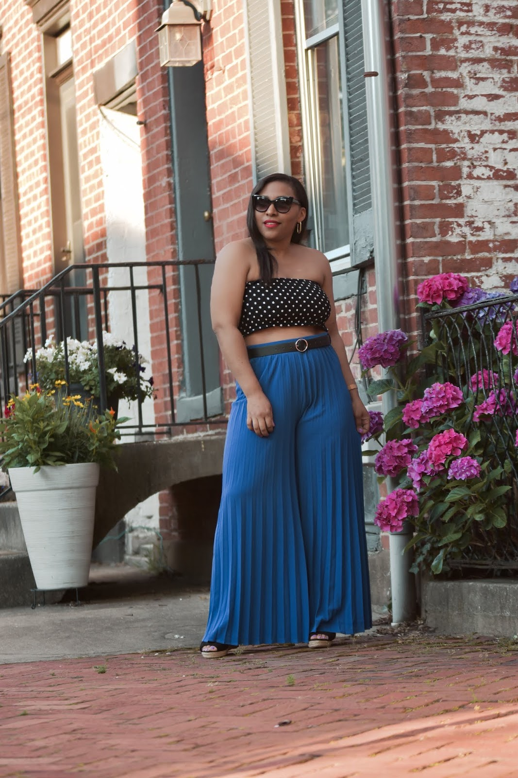 pattys kloset, shein, shein reviews, how to style pleated pants, pleated pants outfit ideas, summer outfit ideas, chic summer outfits