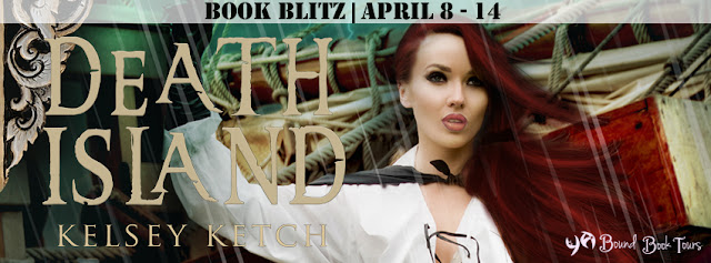 Death Island by Kelsey Ketch – Blitz