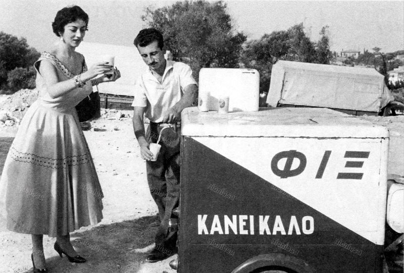 47 black and white pictures that capture everyday life of greece in the 1950s vintage everyday