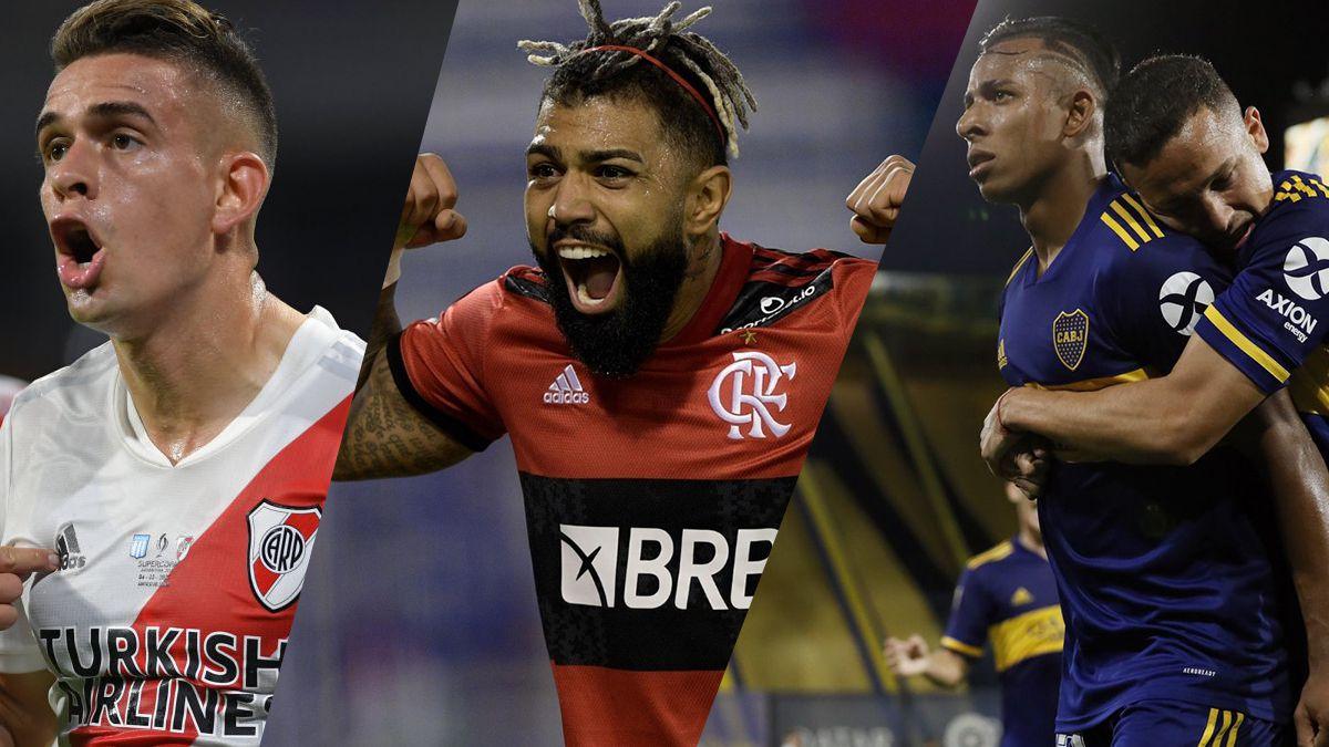 River, Boca y Flamengo estuvieron cerca de sumarse a la Superliga, según la prensa brasileña